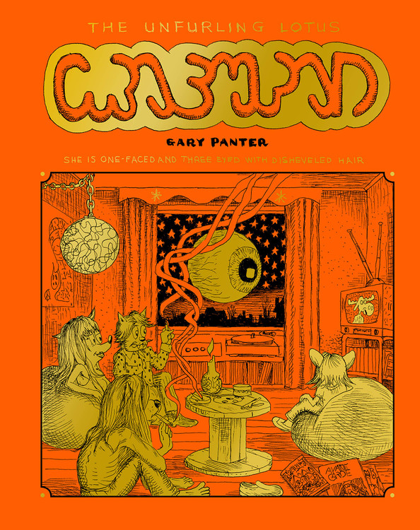 Crashpad Hardcover – February 23, 2021 by Gary Panter  (Author)