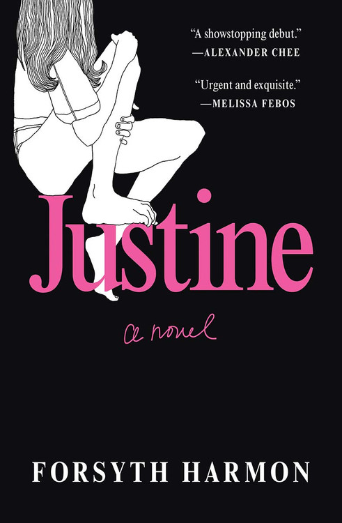 Justine Hardcover – March 2, 2021 by Forsyth Harmon (Author)