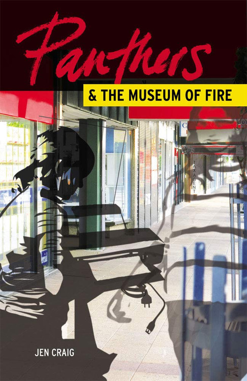 Panthers and the Museum of Fire Paperback – November 1, 2015 by Jen Craig (Author), Bettina Kaiser (Illustrator)