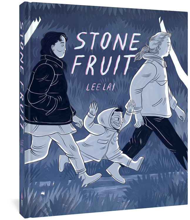 Stone Fruit Hardcover – May 11, 2021 by Lee Lai  (Author)