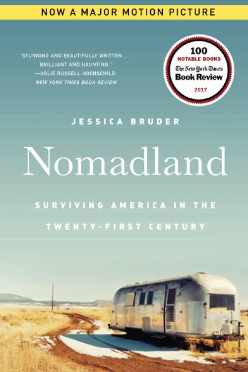 Nomadland Paperback – September 4, 2018 by Jessica Bruder  (Author)
