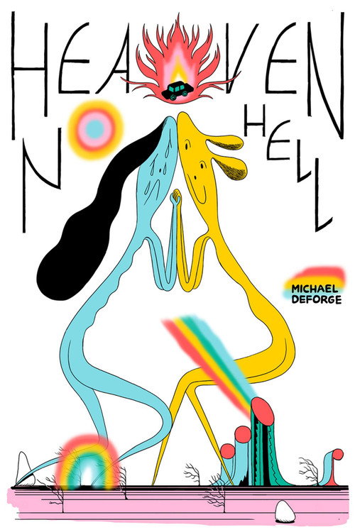 Heaven No Hell Hardcover – March 23, 2021 by Michael DeForge (Author)