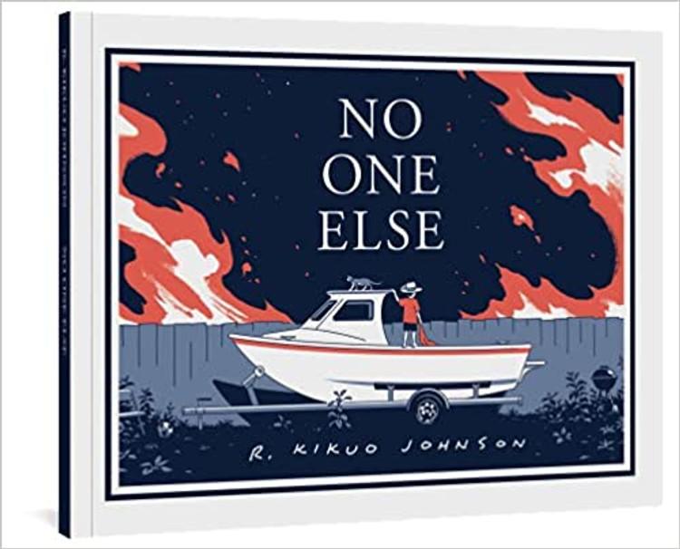 No One Else Paperback – November 9, 2021 by R. Kikuo Johnson  (Author)