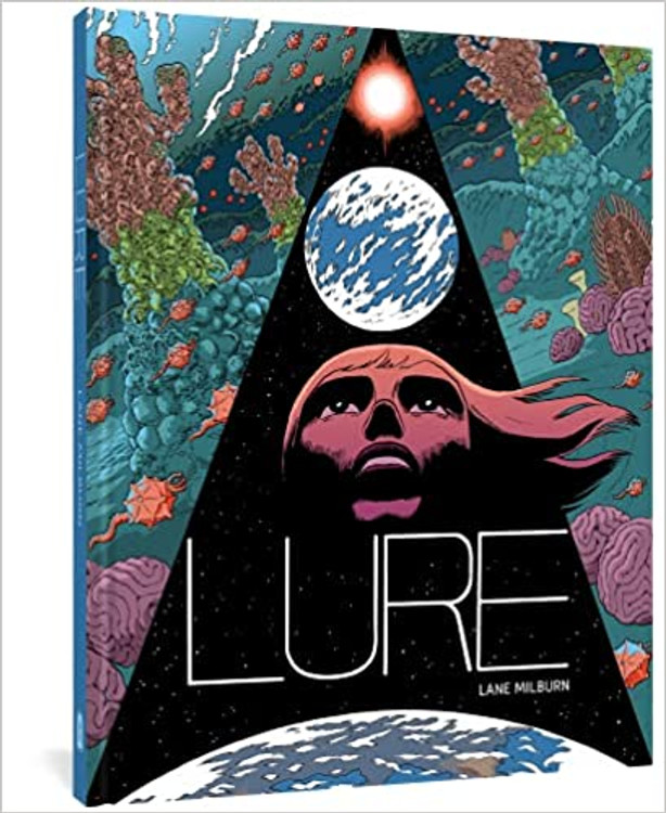 Lure Hardcover – November 2, 2021 by Lane Milburn  (Author)