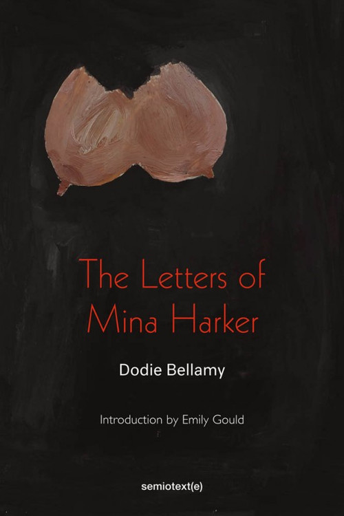 The Letters of Mina Harker by Dodie Bellamy  (Author), Emily Gould (Foreword)
