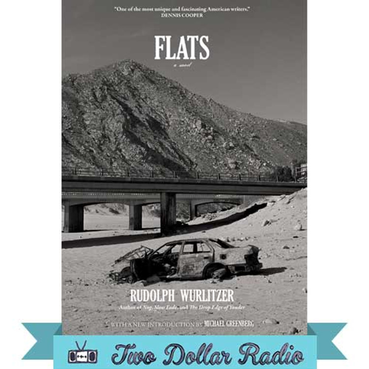 Flats and Quake by Rudolph Wurlitzer 69ed edition