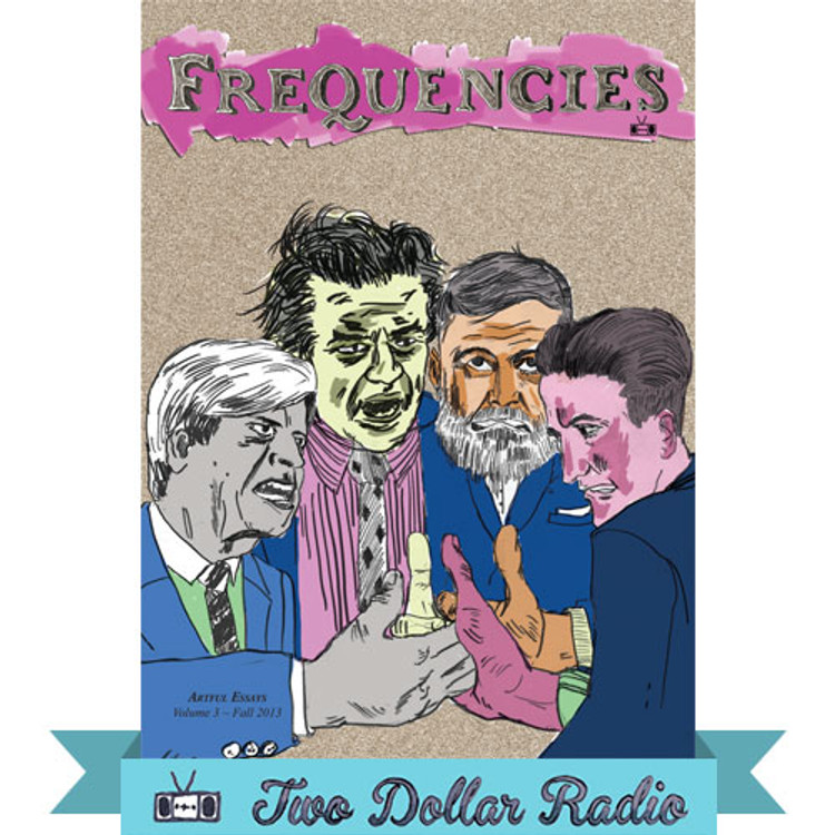Frequencies Volume 3 book cover