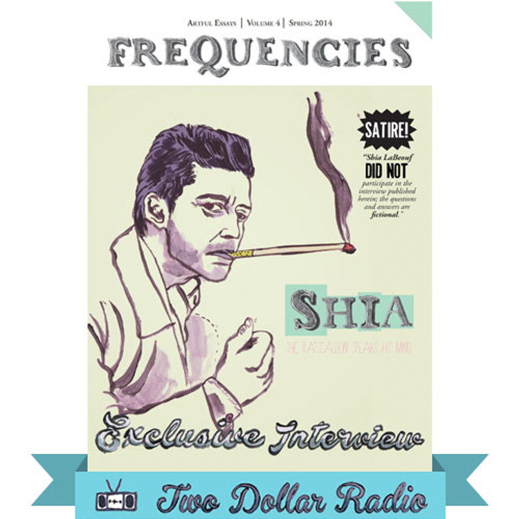 Frequencies Volume 4 book cover