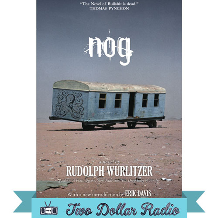 Nog book cover Two Dollar Radio