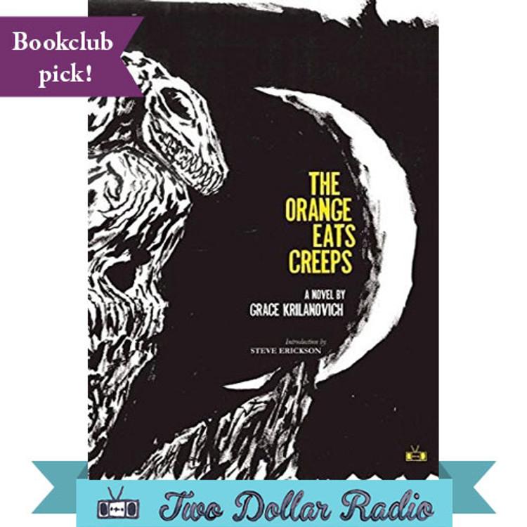 The Orange Eats Creeps bookclub pick