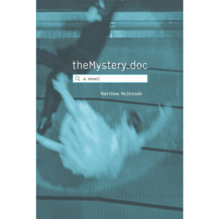 theMystery.doc book cover