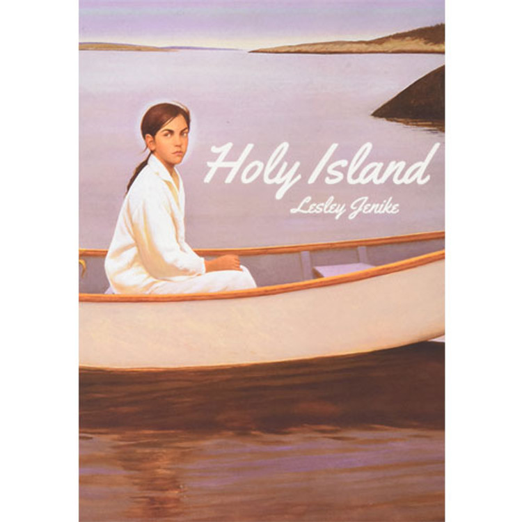 Holy Island book cover