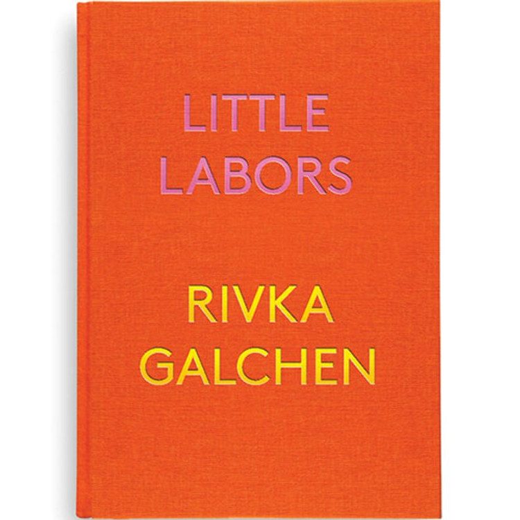 Little Labors book cover