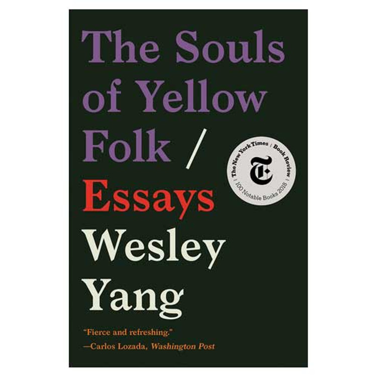 Souls of Yellow Folk: Essays