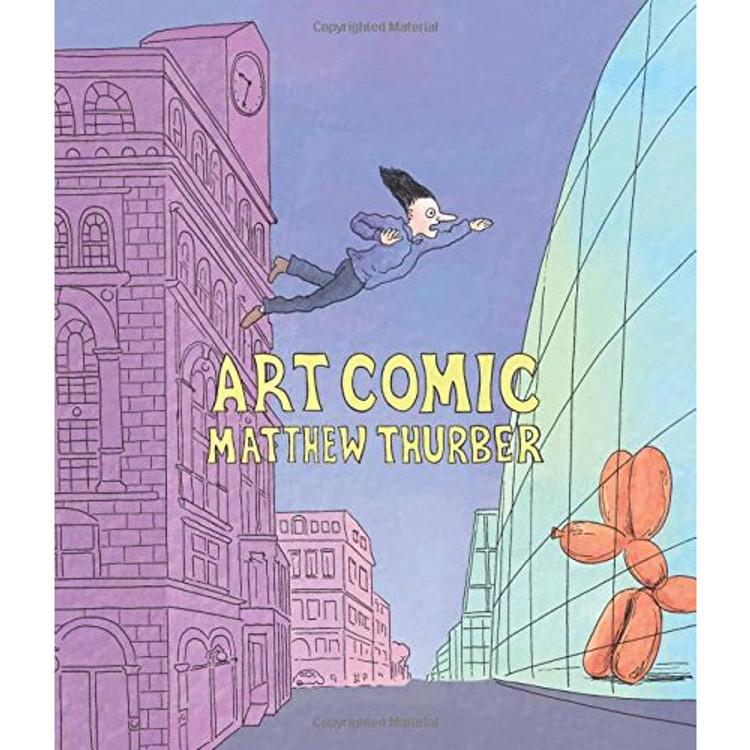 Art Comic Hardcover