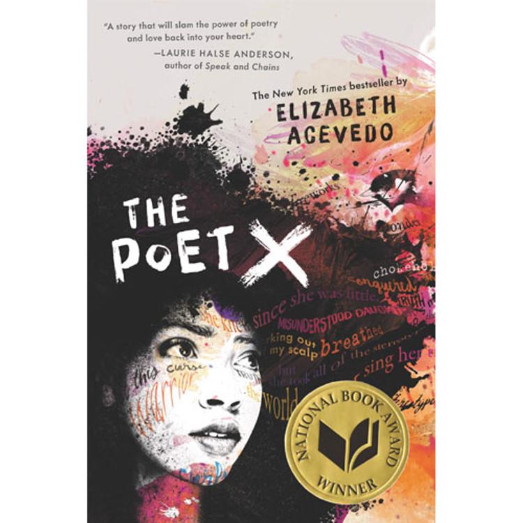 The Poet X Paperback