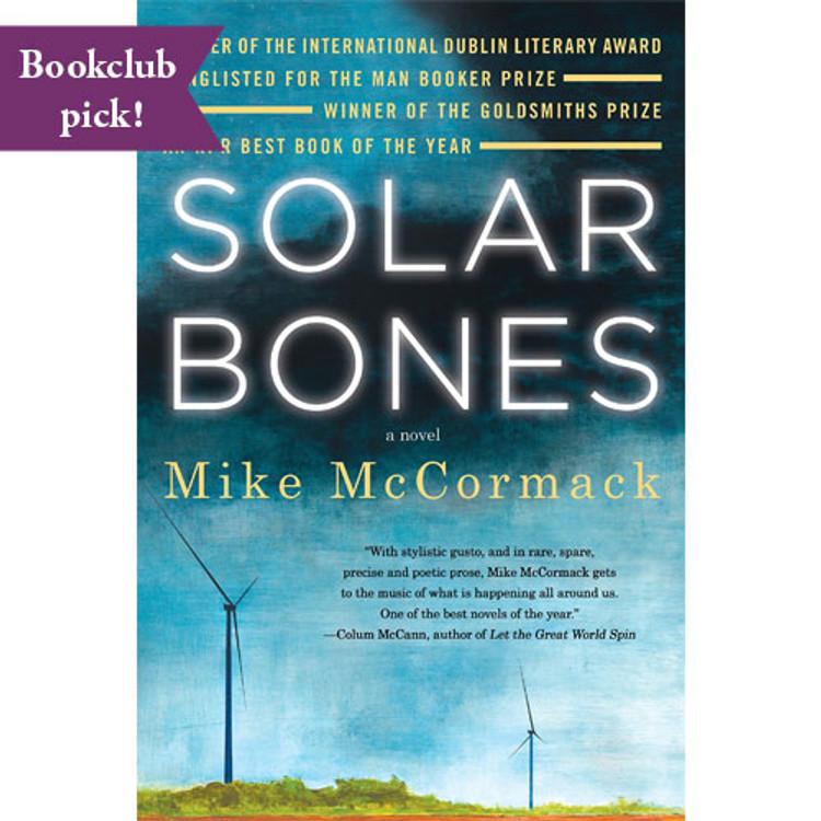 Solar Bones Paperback
