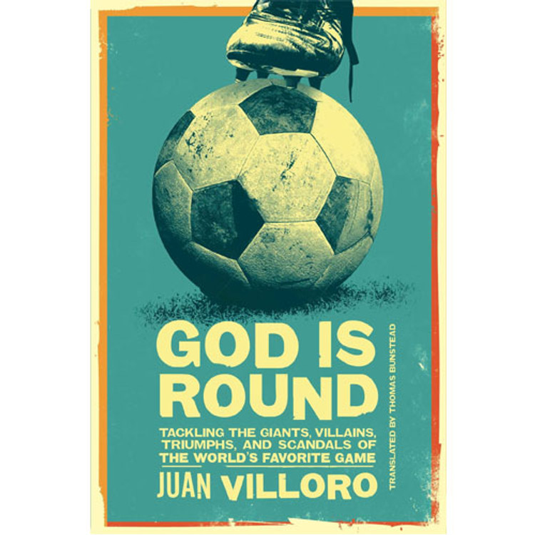 God Is Round book cover