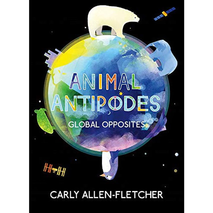 Animal Antipodes book cover