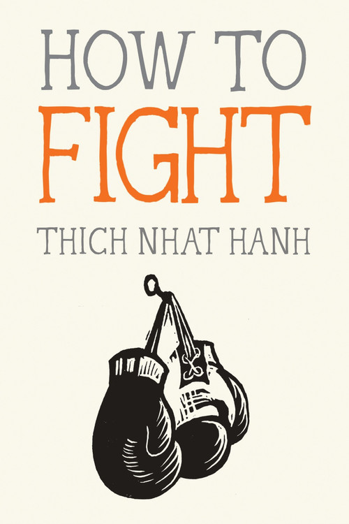 How to Fight (Mindfulness Essentials) Paperback by Thich Nhat Hanh  (Author), Jason DeAntonis (Illustrator)