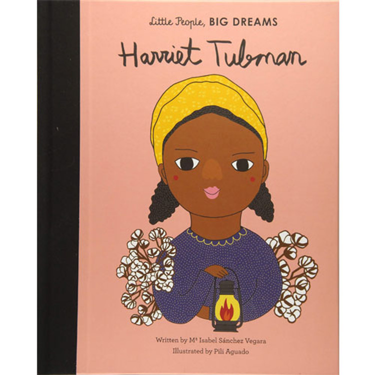 Harriet Tubman (Little People, BIG DREAMS) Hardcover
