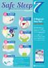 Safe Sleep 7 leaflets