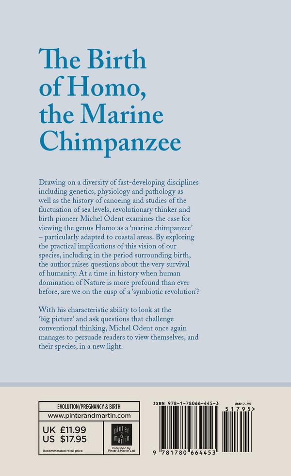 The Birth of Homo, the Marine Chimpanzee