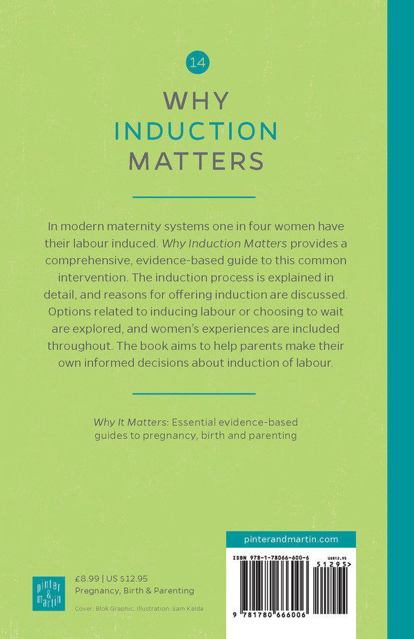Why Induction Matters back cover