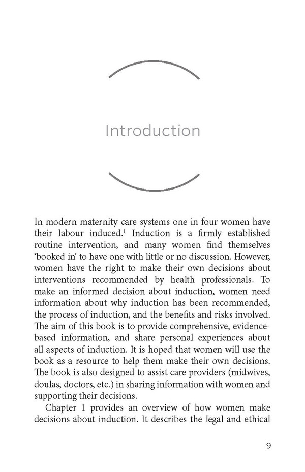 Why Induction Matters sample page 1