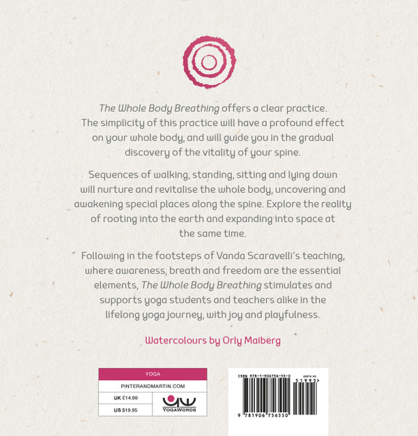 The Whole Body Breathing - back cover