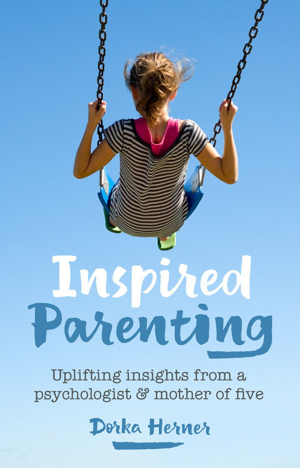 Inspired Parenting front cover