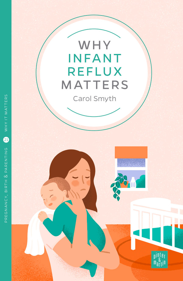 Why Infant Reflux Matters front cover