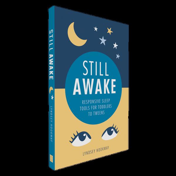 Still Awake 3d front cover