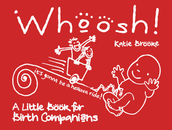 Whoosh!: A little book for birth companions