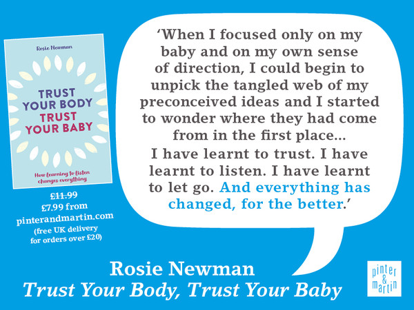quote from Trust Your Body, Trust Your Baby