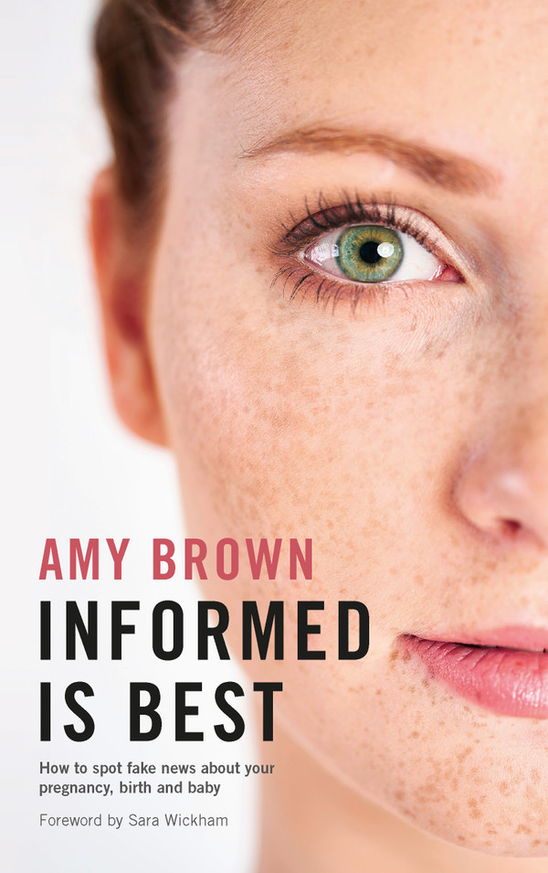 Informed is Best front cover