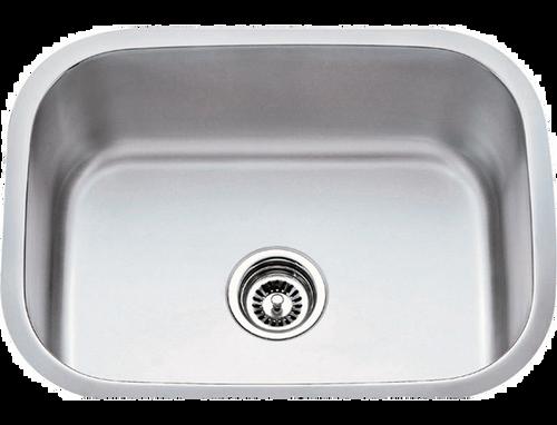 Get Hardware Resources 862 18 Gauge Undermount Utility Sink