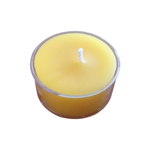 Organic Beeswax Tea light