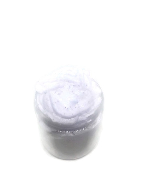 whipped foaming body butter soap