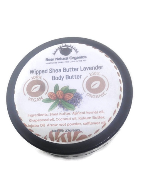 shea butter belly/tummy butter
