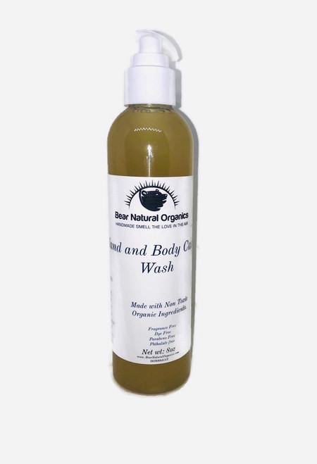 Hand and body soap wash