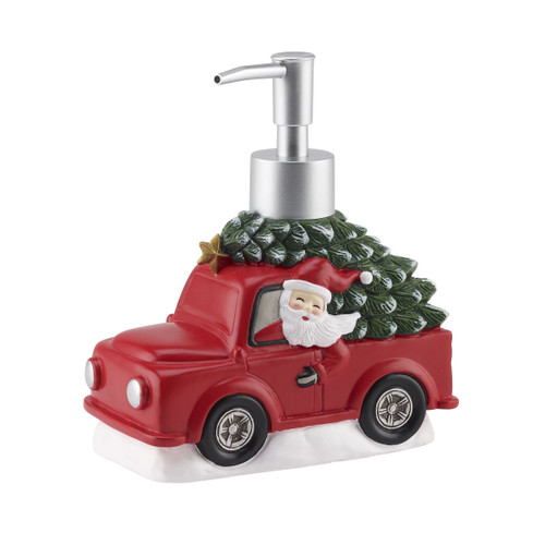 Mr. Christmas® Truck with Santa Lotion Dispenser with Music