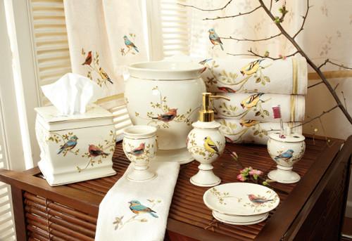 Gilded Birds