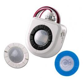 Fixture-mounted occupancy sensor