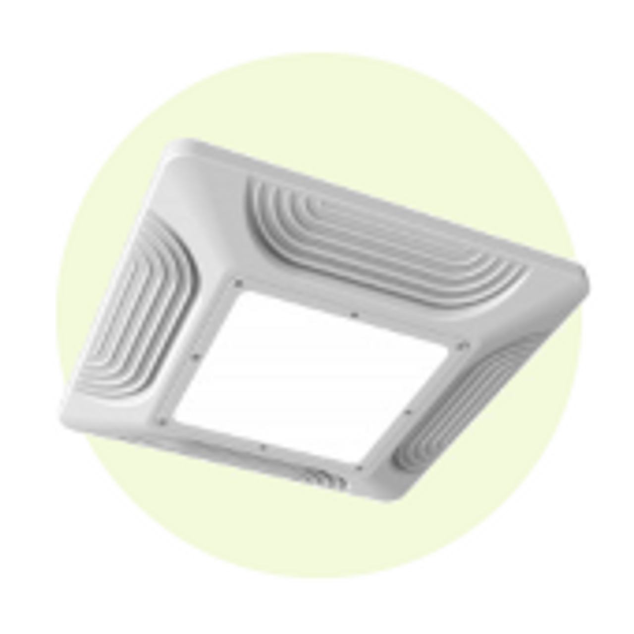 Recessed Canopy Lights