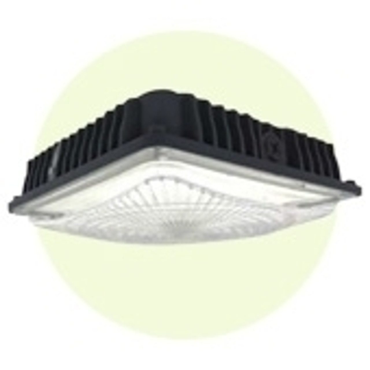 Surface Mount Canopy Lights