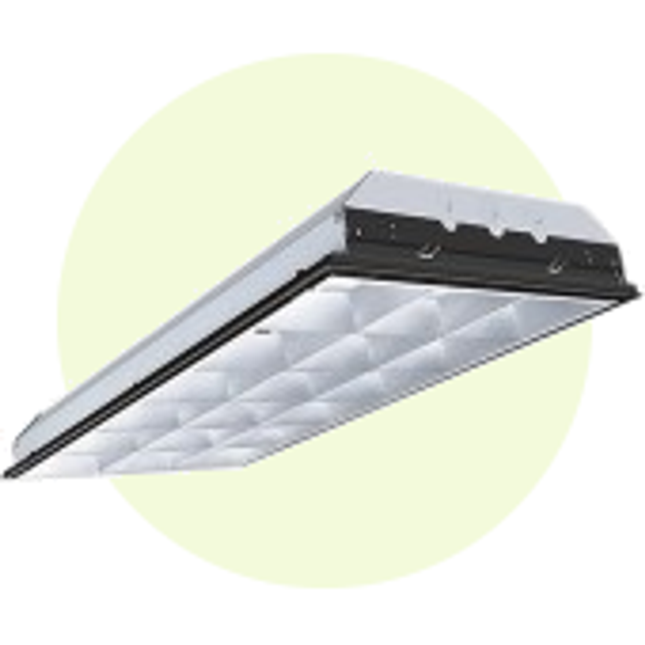 Drop Ceiling Lay-In and Parabolic Fixtures