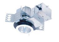 "4"" Ceramic Metal Halide Vertical CMH-T Lamp Flat Frame-in kit, 120V/277V Electronic MH Ballast"