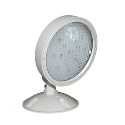 Single LED EM Wet Loc Remote Head 2x1W