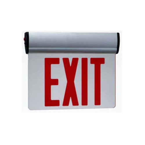 RXL17 Series Sloped or Flat Ceiling Exit Sign – Single Face